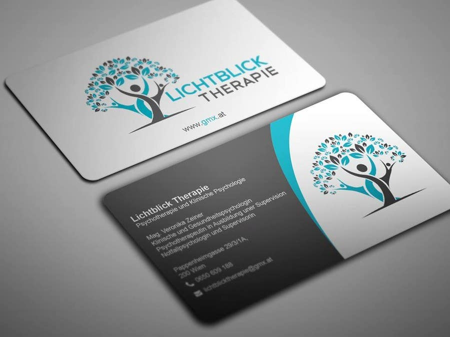 Entry #10 by BikashBapon for Creative Business Card - Psychotherapy ...
