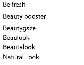 #53 for Beauty Business Needs a New Name by waliabaljit3