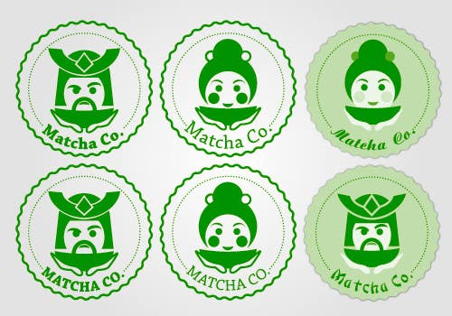 Конкурсная заявка №69 для Design a Logo for Matcha