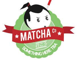 #59 для Design a Logo for Matcha от stuartcottrell