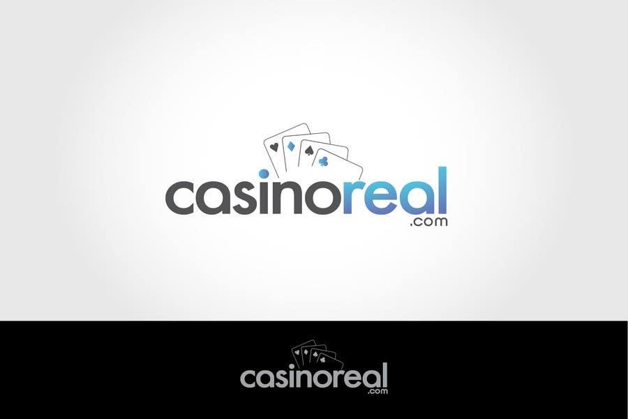 Конкурсная заявка №243 для Logo Design for Casinoreal.com