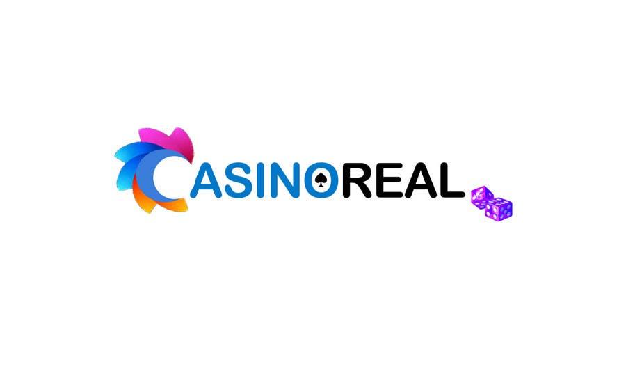 Конкурсная заявка №121 для Logo Design for Casinoreal.com