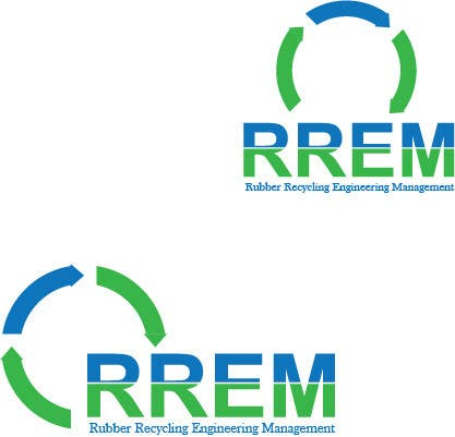 Contest Entry #447 for Logo Design for RREM  (Rubber Recycling Engineering Management)