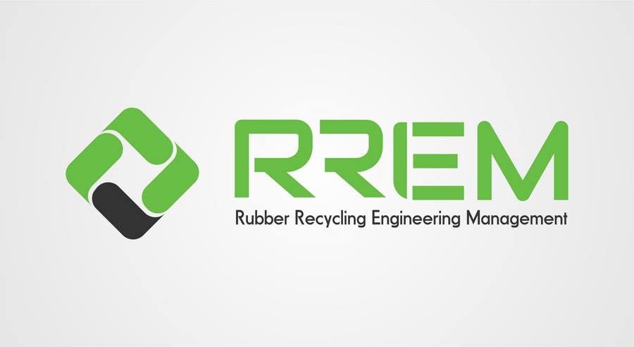 Contest Entry #143 for Logo Design for RREM  (Rubber Recycling Engineering Management)