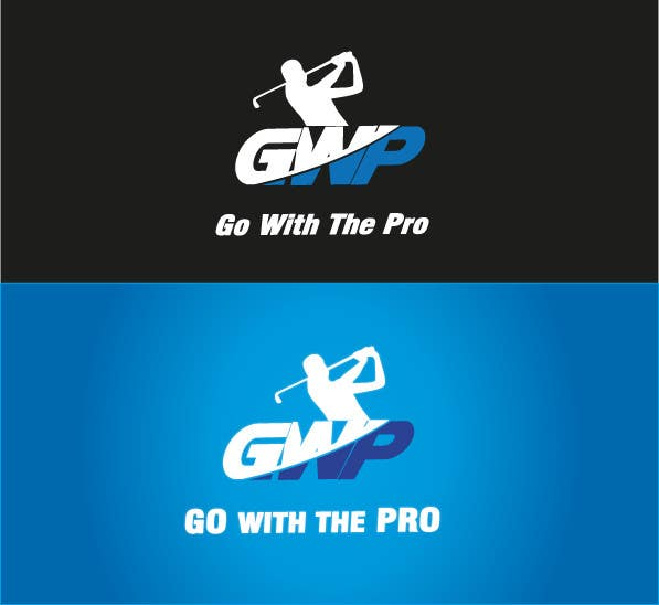 Penyertaan Peraduan #245 untuk Logo Design for Go With The Pro