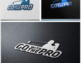 #244 para Logo Design for Go With The Pro por CTRaul