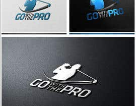 #169 para Logo Design for Go With The Pro por CTRaul