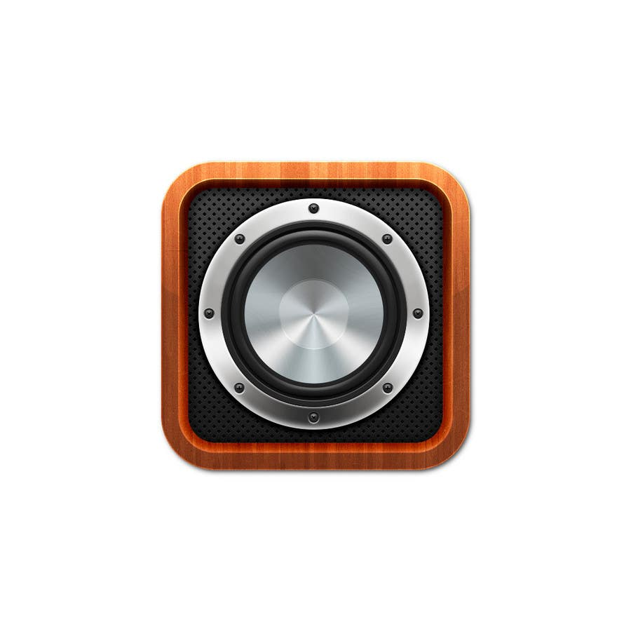 #51 for iPhone/iPad app icon design for music player by abatastudio