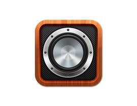 nº 51 pour iPhone/iPad app icon design for music player par abatastudio