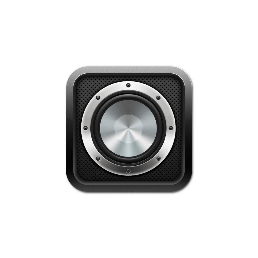 #41 for iPhone/iPad app icon design for music player by abatastudio