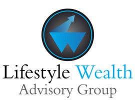 #19 untuk Lifestyle Wealth Logotype oleh MrWolf69