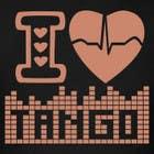 Icon or Button Design for Tango Club için Graphic Design25 No.lu Yarışma Girdisi