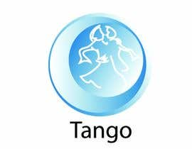 #70 dla Icon or Button Design for Tango Club przez smjada06