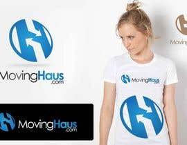 nº 11 pour Logo Design for MovingHaus.com par IzzDesigner