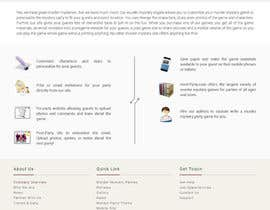 #36 para Design a Website Mockup de shakilaiub10