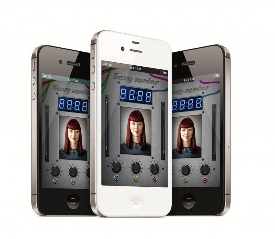 Kilpailutyö #                                        23                                      kilpailussa                                         Create a Main screen for an app that a crazy inventor would create!