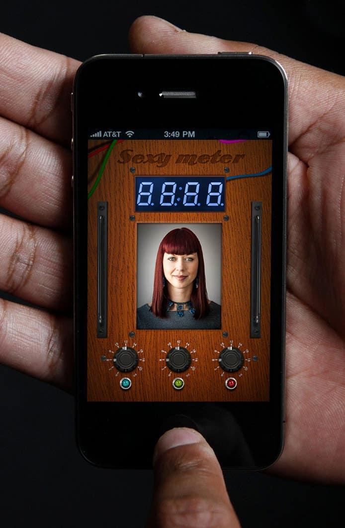 Kilpailutyö #                                        19                                      kilpailussa                                         Create a Main screen for an app that a crazy inventor would create!