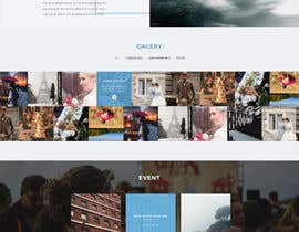 nº 9 pour Design a Photography Website par gushakikiesan