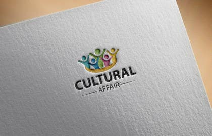 #54 for Logo for a cultural community/brand by RealReflection