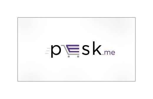 Penyertaan Peraduan #476 untuk Logo Design for Pesk.me