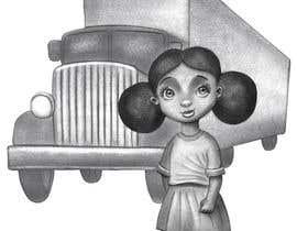 #8 for Illustrator for my book by basselelkadi
