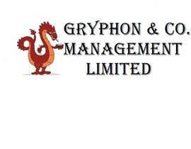 #16 untuk Logo Design: Gryphon&Co. Management Limited oleh Niteshhumagai