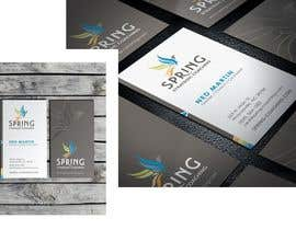 #241 for Business Card template designs by shahnazakter