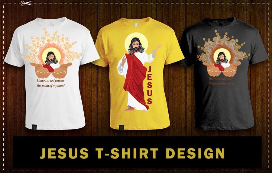Inscrição nº                                         45                                      do Concurso para                                         T-shirt Design for Christian T-Shirt Company - Imitate Him LLC