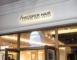 Nro 80 kilpailuun Design a Logo for upscale Hair Salon käyttäjältä Cooldesigner050
