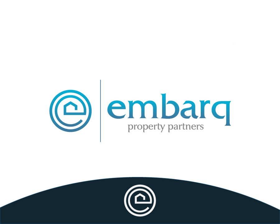 Konkurrenceindlæg #                                        551                                      for                                         Logo Design for embarq property partners