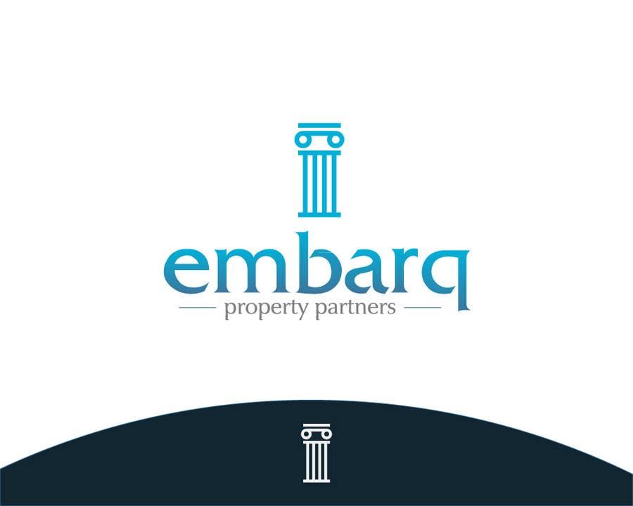 Konkurrenceindlæg #                                        774                                      for                                         Logo Design for embarq property partners