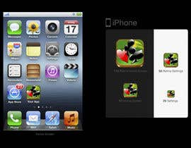#82 para Icon Design for iPhone game por twocats