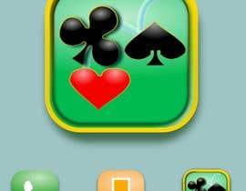 #83 untuk Icon Design for iPhone game oleh capacitysolution