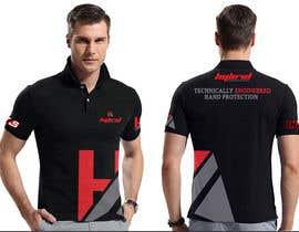 nº 28 pour Design a Polo Shirt with LOGO's par greenpeacepait