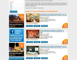 #27 para Website Design for GET READY RENTALS, por tania06