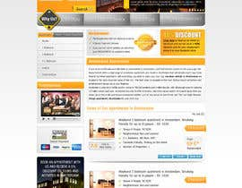 #20 para Website Design for GET READY RENTALS, por anjaliarun09