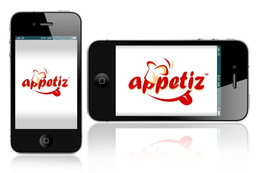 Participación en el concurso Nro.160 para Logo Design for Appetiz