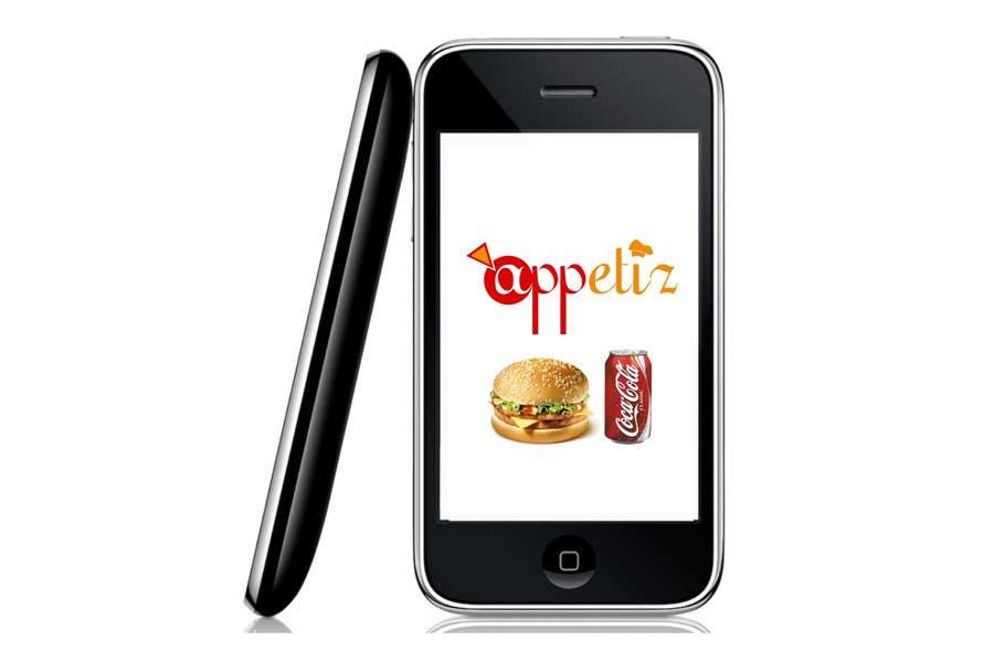 Participación en el concurso Nro.105 para Logo Design for Appetiz