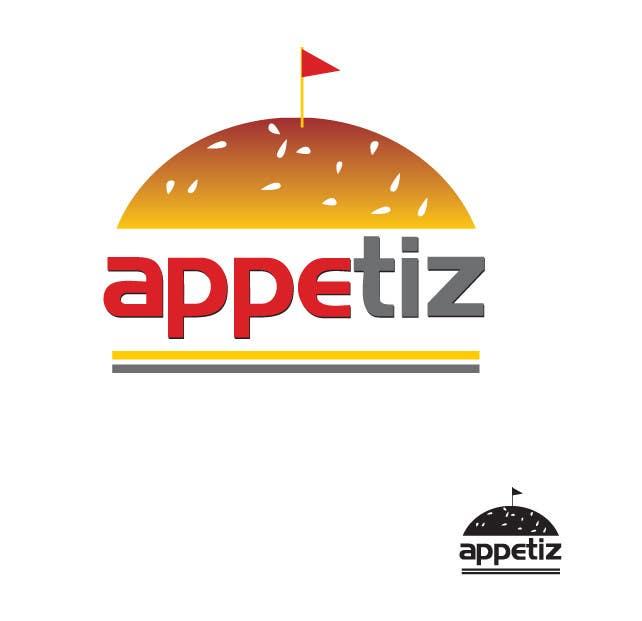 Participación en el concurso Nro.328 para Logo Design for Appetiz