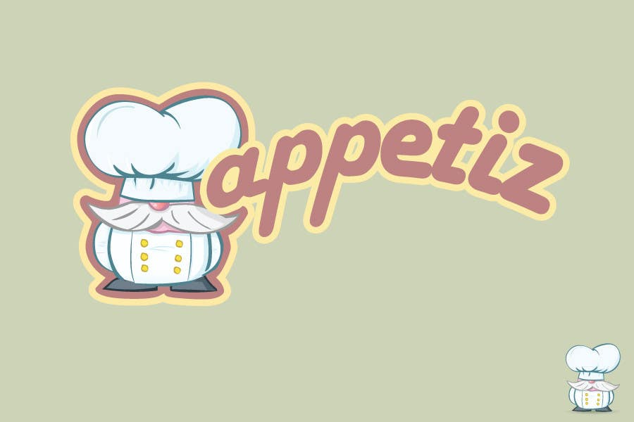Contest Entry #192 for Logo Design for Appetiz