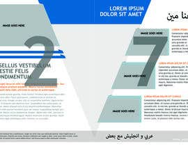 #11 untuk design company profile  mock up oleh ahmedfoaud