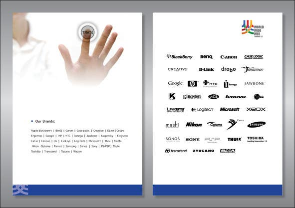 Contest Entry #                                        11                                      for                                         Brochure Design for World Wide Web Trading LLC