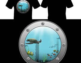 #81 for T-shirt Design for a marine conservation organization by skewness888