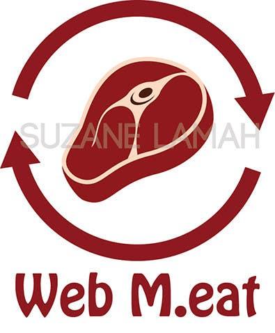 Inscrição nº                                         22                                      do Concurso para                                         LogotipoLogotipo para Marketplace de Carnes - Web Meat