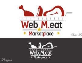 #25 para LogotipoLogotipo para Marketplace de Carnes - Web Meat por italoohsouza