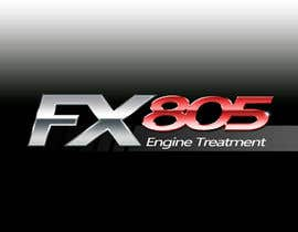 #108 para Logo Design for FX805 por desbutterfly