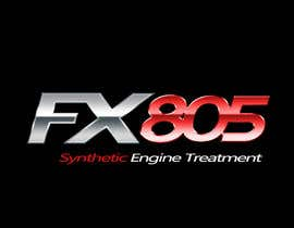 #131 para Logo Design for FX805 por desbutterfly