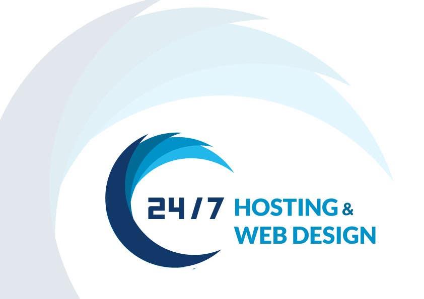 Inscrição nº 6 do Concurso para Logo Design for 24/7 Hosting