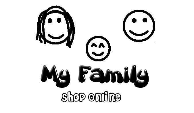 Inscrição nº 7 do Concurso para Logo & Sticker design x 50  for Family Sticker Concept for new market