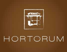 #102 for Hortorum Logo by DellDesignStudio